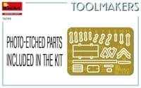 MiniArt 1/35 Toolmakers # 38048